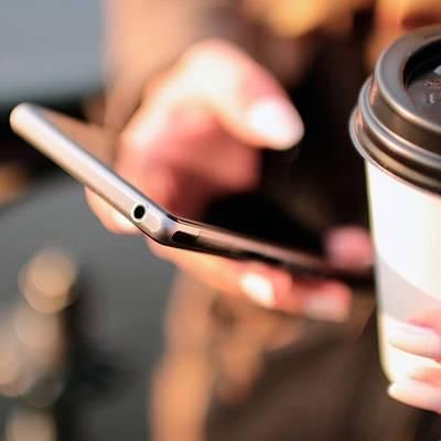 Responsive design … fordi din mobil aldrig er mere end en armslængde væk!