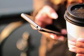 mobiloptimeret hjemmeside