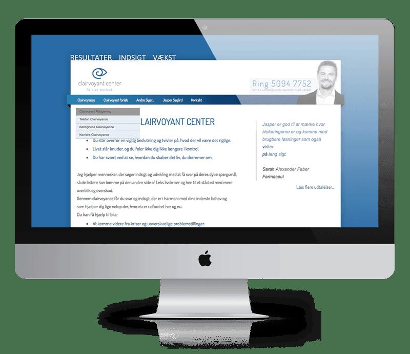 jasper-søgård-webside-inden-redesign