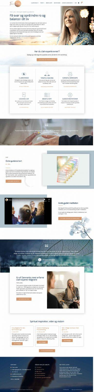 tove-lucka-webdesign